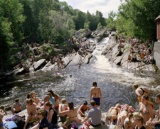 Natural public bath