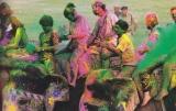 India religieus festival spectacel