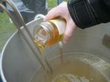 Buitenbrouwerij brouwt Rotsoordbier
