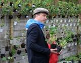 Waar gaat uw voedsel verbouwen? Eetbare planten: € 0,20 per stuk