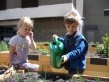 Tuindag voor de kinderen van Basisschool Puntenburg