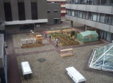 De Tuinfabriek vanuit UP HERE NOW
